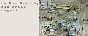 le bon marche mon grand magasin