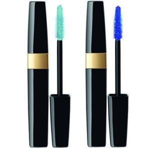 Mascara Inimitable de Chanel Aqua Blue et Blue Note