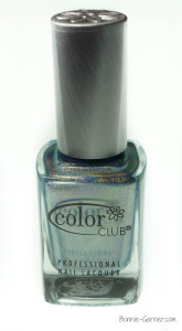 Color Club Blue Heaven: vue bouteille