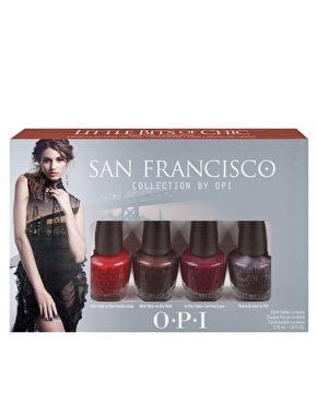 OPI San Francisco Minis