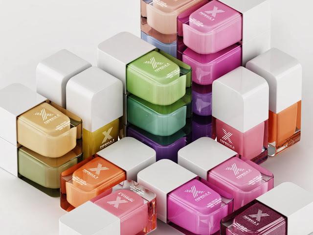 Formula X for Sephora colors