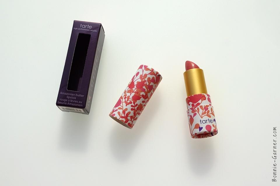 Tarte Amazonian Butter Lipstick Pink Peony