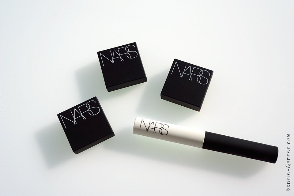 Nars Dual Intensity eye-shadows