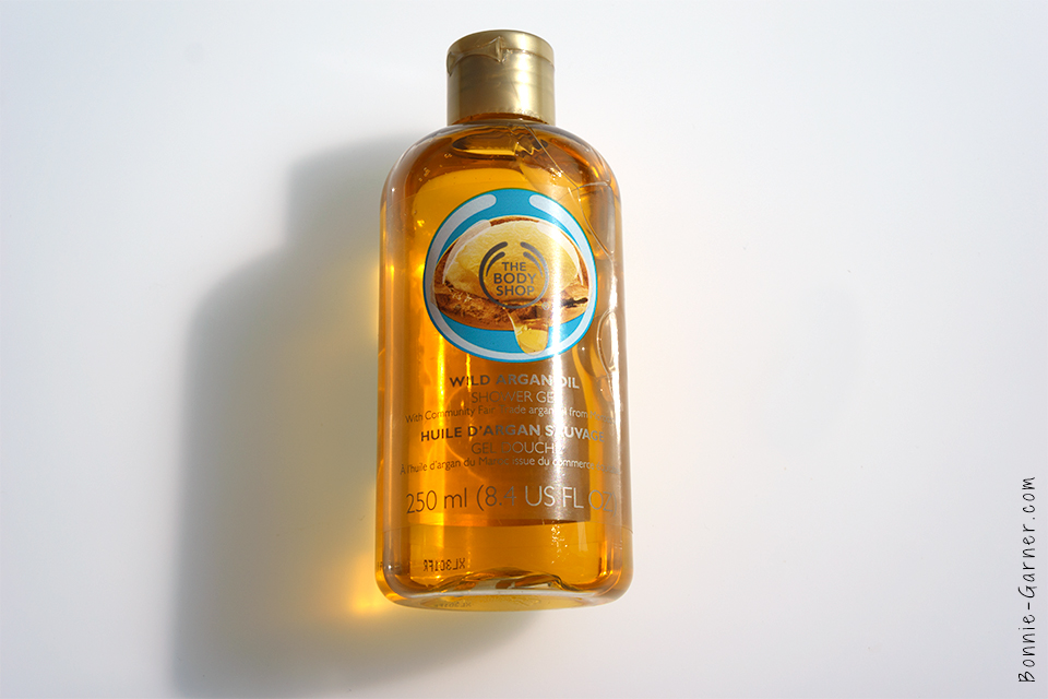 Wild Argan Oil by The Body Shop, my review | Bonnie Garner