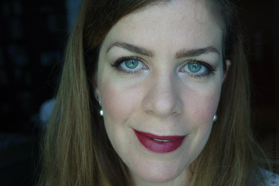 NARS Audacious lipstick Audrey