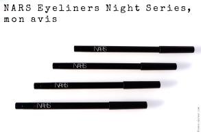 NARS Eyeliners Night Series