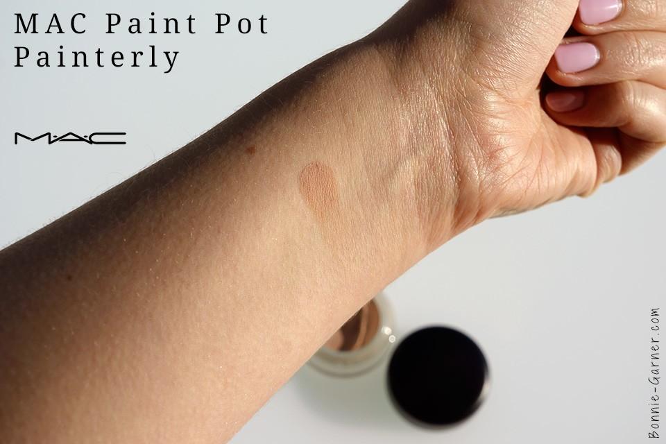 MAC Painterly Paint Pot swatch