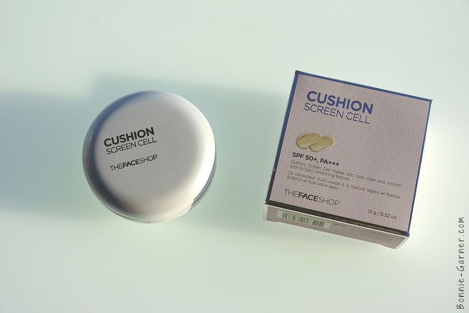 Cushion Cream The Face Shop