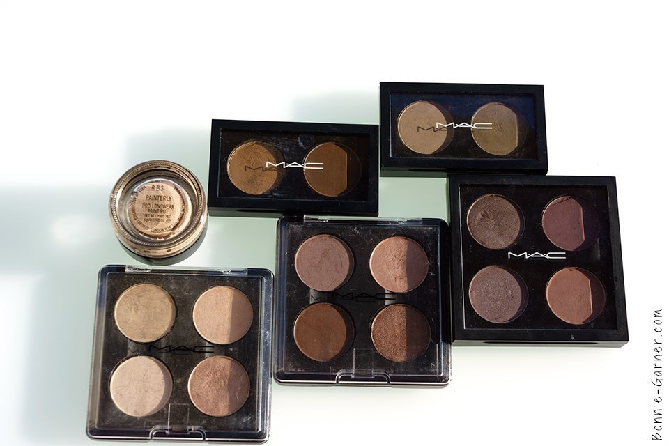 most used MAC neutral eyeshadows