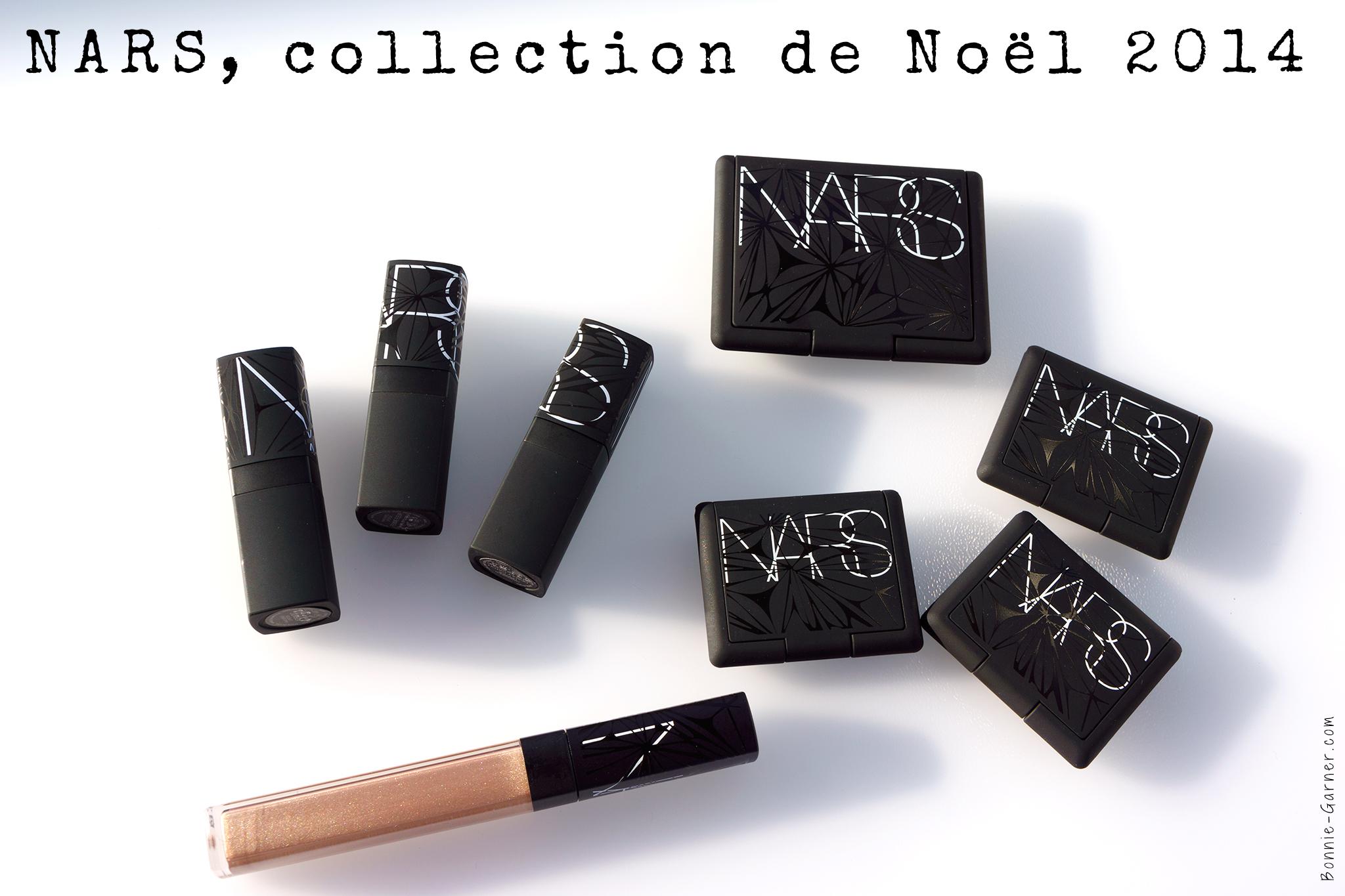 NARS collection de Noël 2014