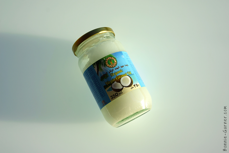 organic coco oil