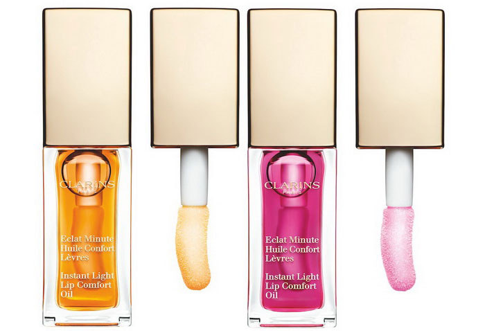 Clarins Lips Comfort Oil