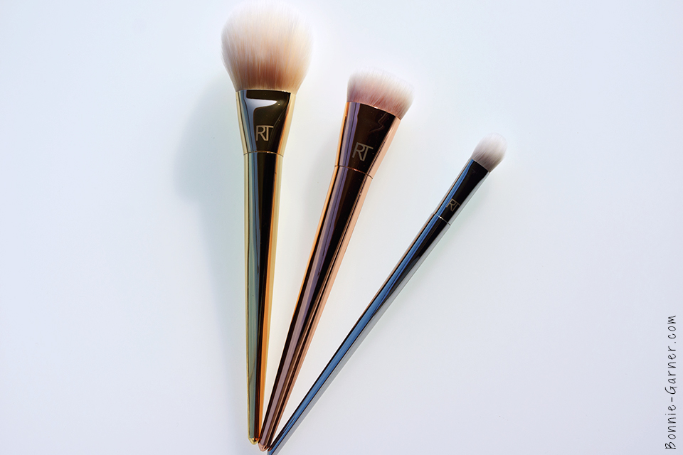 Real Techniques Bold Metal Collection Brushes