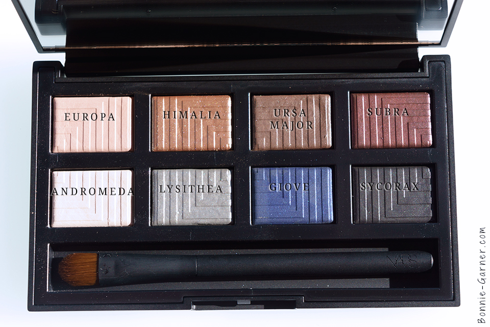 Palette NARSissist Dual-Intensity NARS