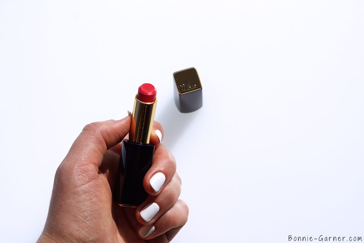 Estée Lauder Pure Color Envy lipstick Shine Blossom Bright