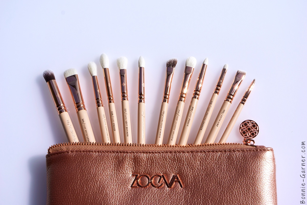 ZOEVA Rose Golden Luxury Complete Eye Set Volume 2