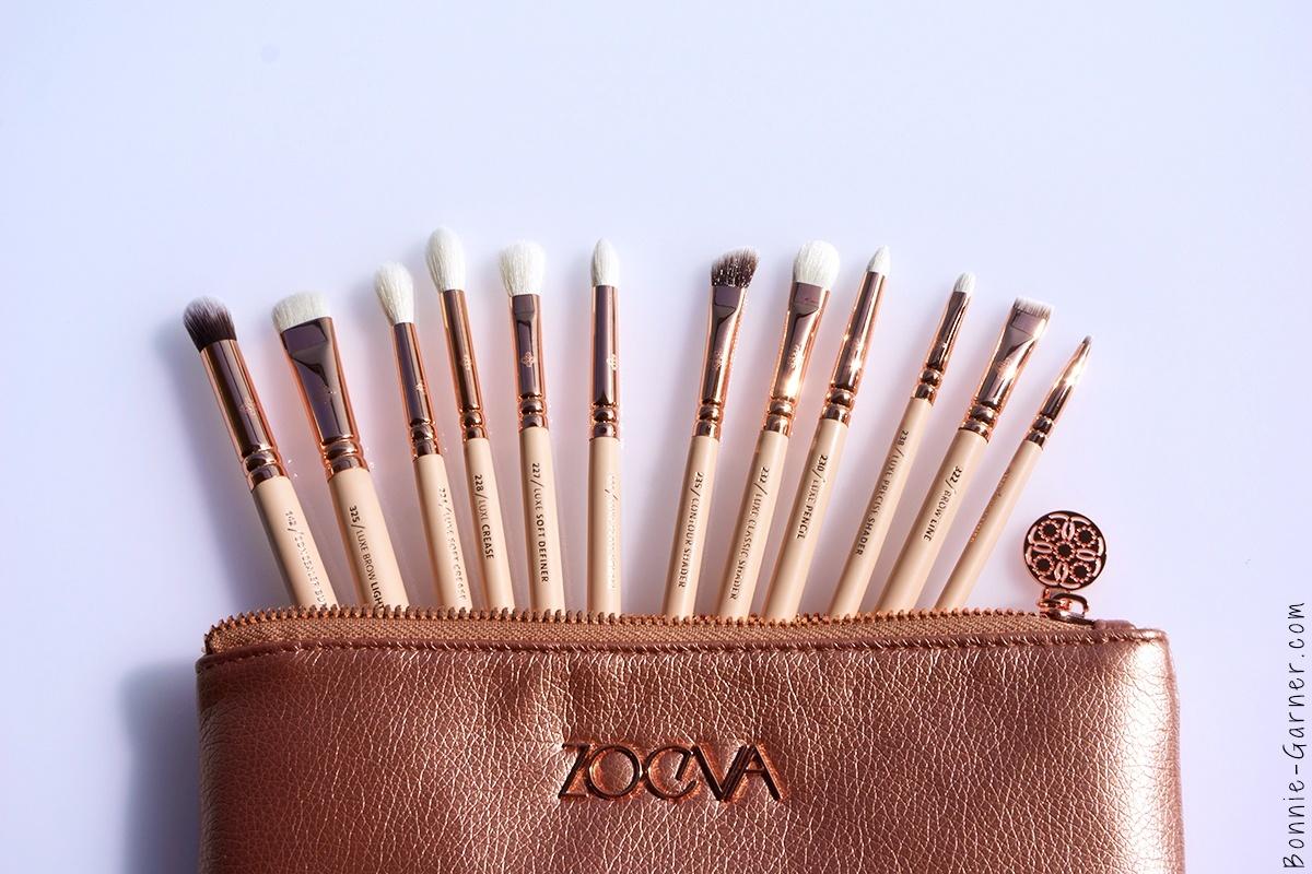ZOEVA Rose Golden Luxury Complete Eye Set Volume 2