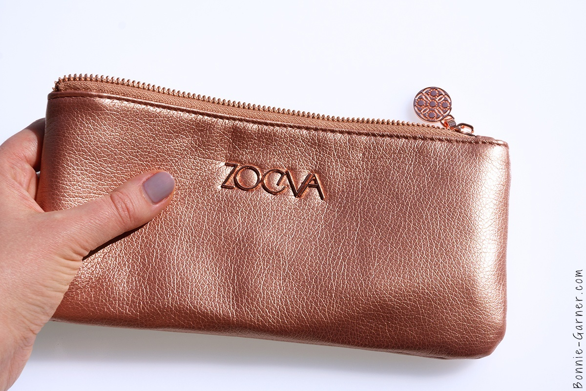 ZOEVA Rose Golden Luxury Complete Eye Set Volume 2 pouch