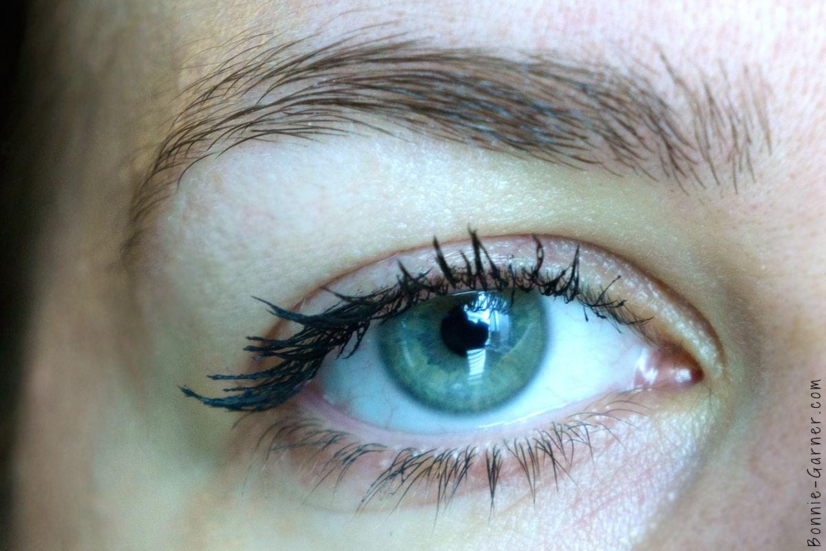 Benefit Roller Lash mascara two coats