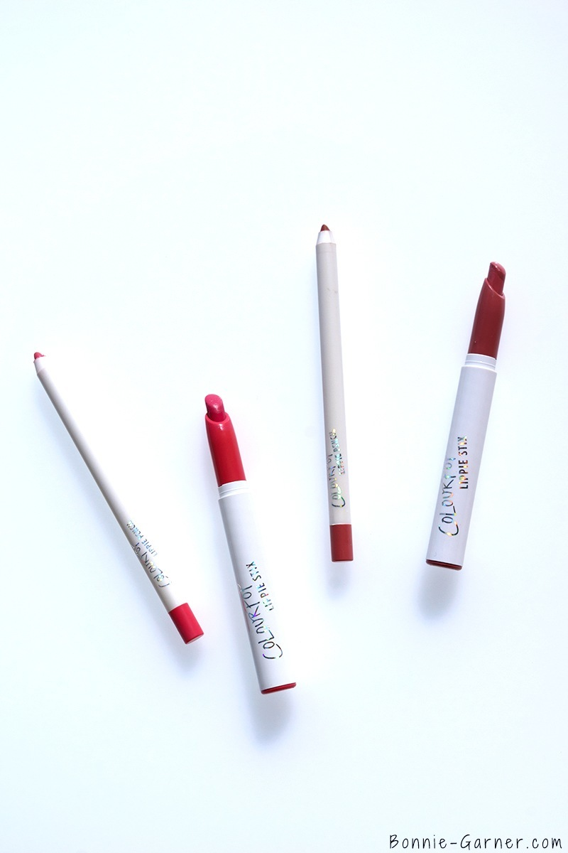 ColourPop Lippie Stix & Lippie Pencil Fetch, Bound