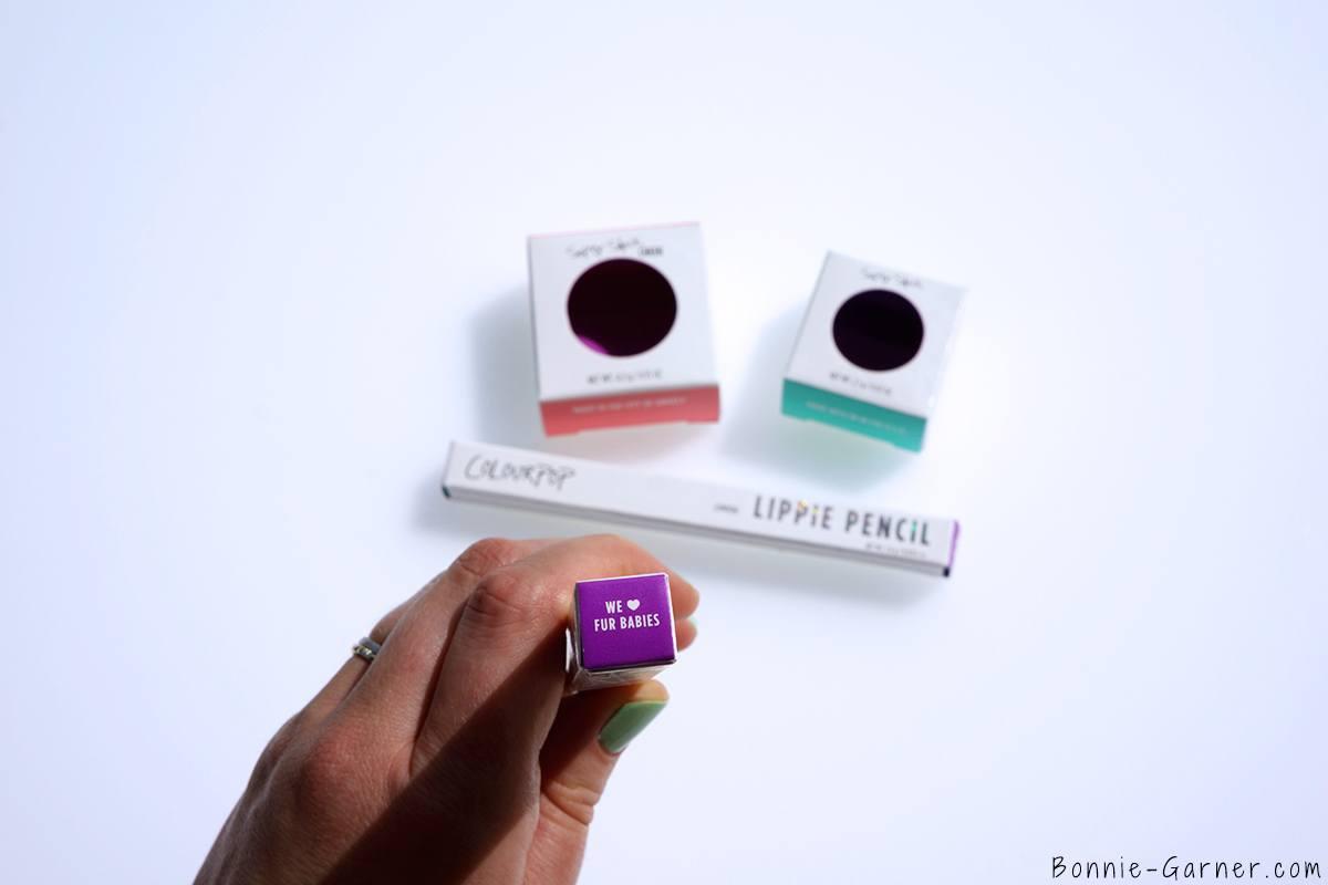 ColourPop Super Shock Eyeshadows packaging