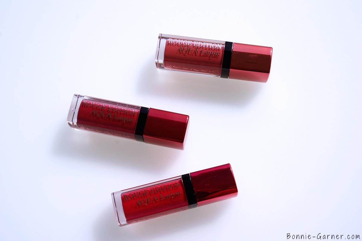 Bourjois Rouge Edition Aqua Laque, Appêchissant, Viens Si Tu Roses, Fuchsia Perché