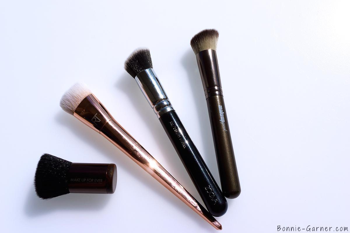 Makeup Brushes MUFE Real Techniques Zoeva Makeup Geek