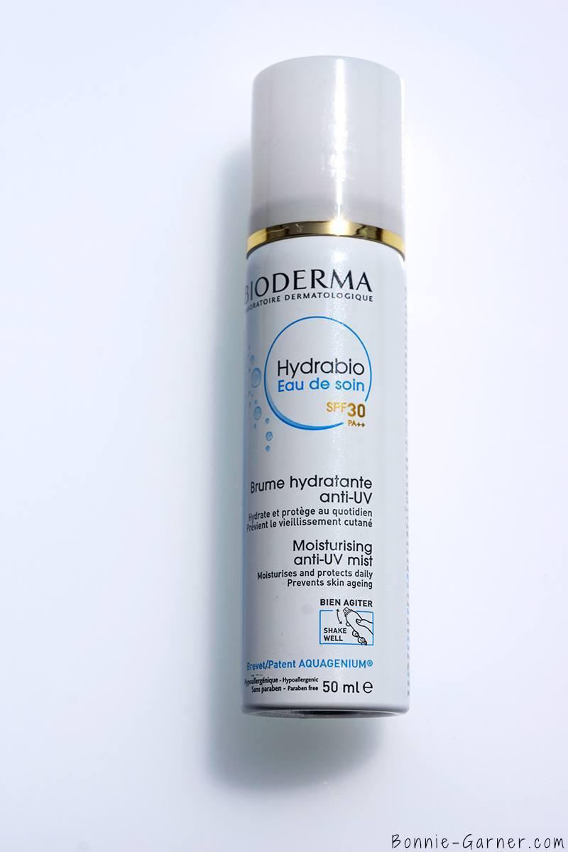 Hydrabio Eau de soin SPF30 de Bioderma
