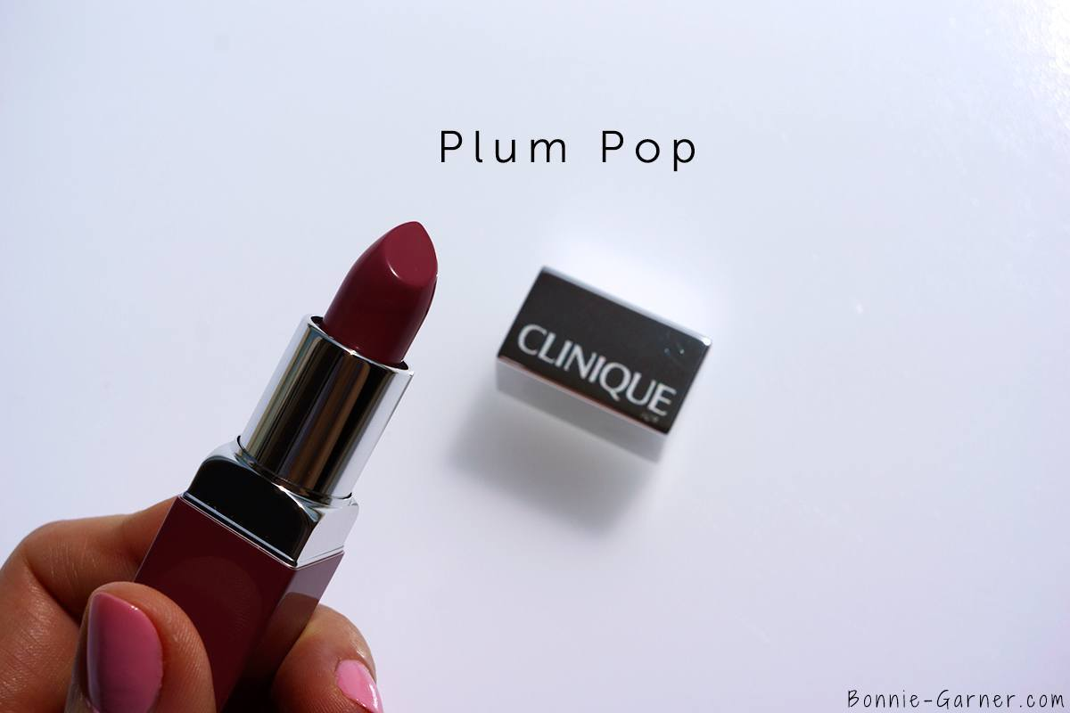 Clinique Pop Lipstick Plum Pop
