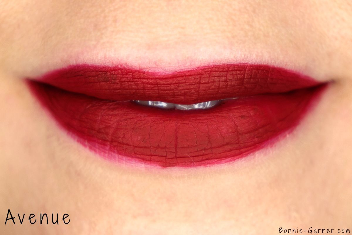 ColourPop Ultra Matte Lip Avenue zoom