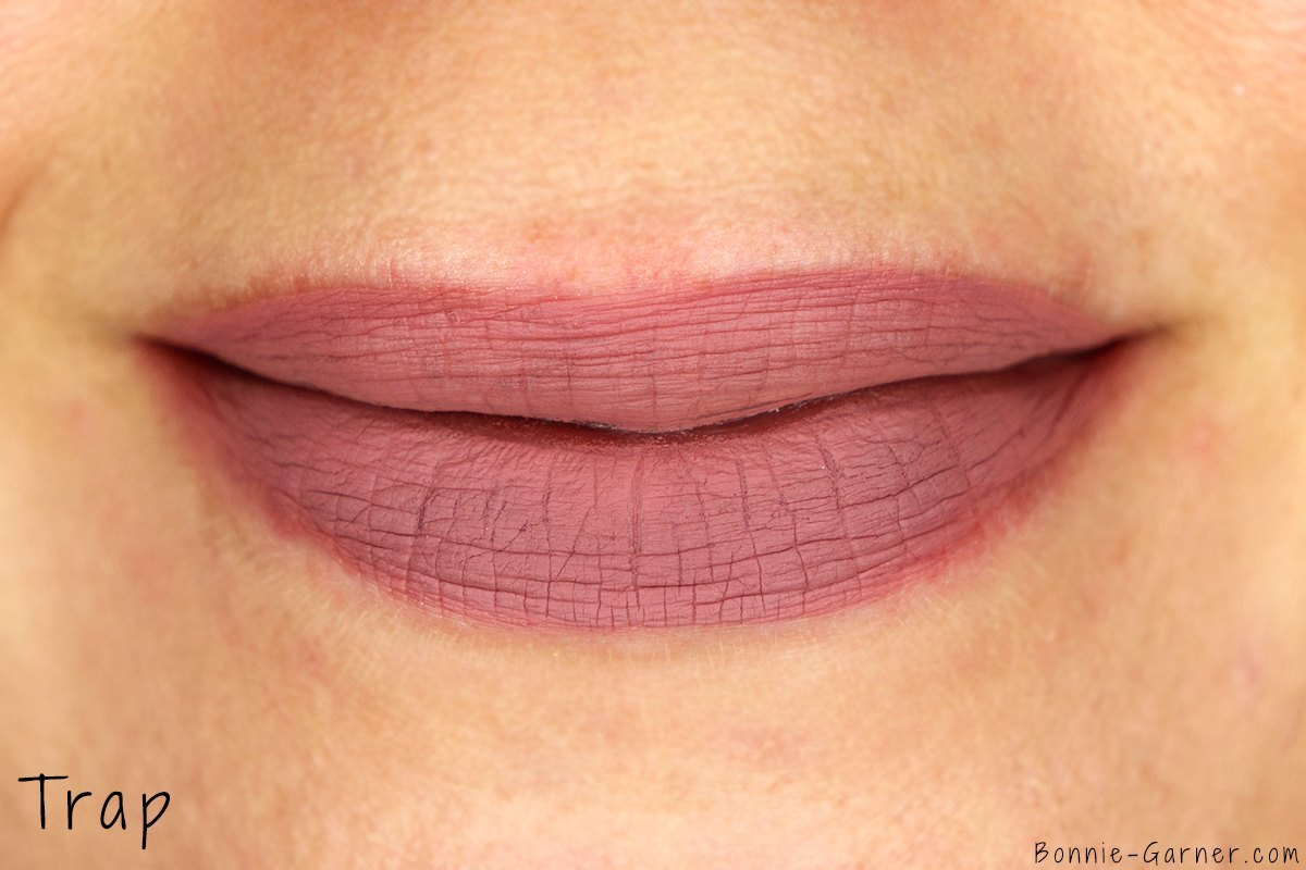 ColourPop Ultra Matte Lip Trap zoom