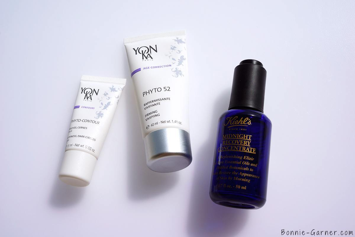 Comment déterminer son type de peau? Yon-Ka Phyto 52 Phyto Contour Kielh's Midnight Recovery Concentrate