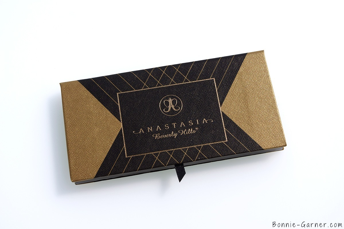 Anastasia Beverly Hills Shadow Couture World Traveler eyeshadow palette