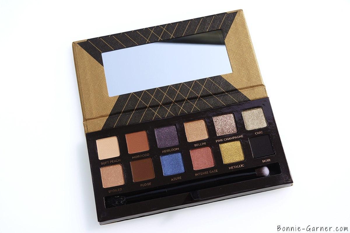 Anastasia Beverly Hills Shadow Couture World Traveler eyeshadow palette