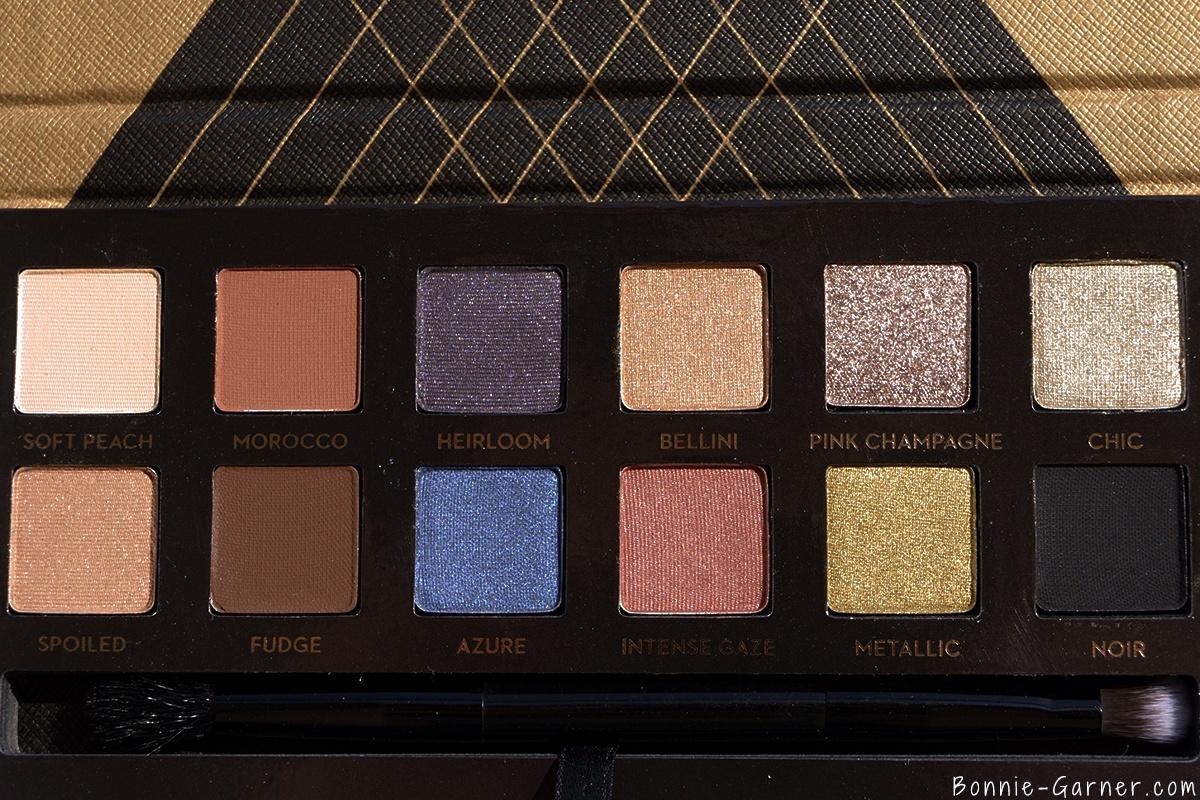 Anastasia Beverly Hills Shadow Couture World Traveler eyeshadow palette zoom