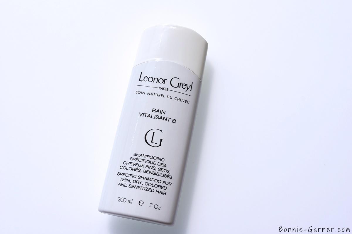 Shampoing Leonor Greyl Bain vitalisant B