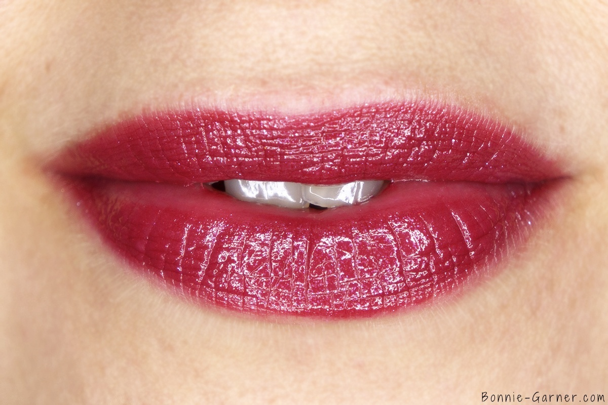 Laura Mercier Lip Parfait Creamy Colourbalm Tutti Frutti lip swatch