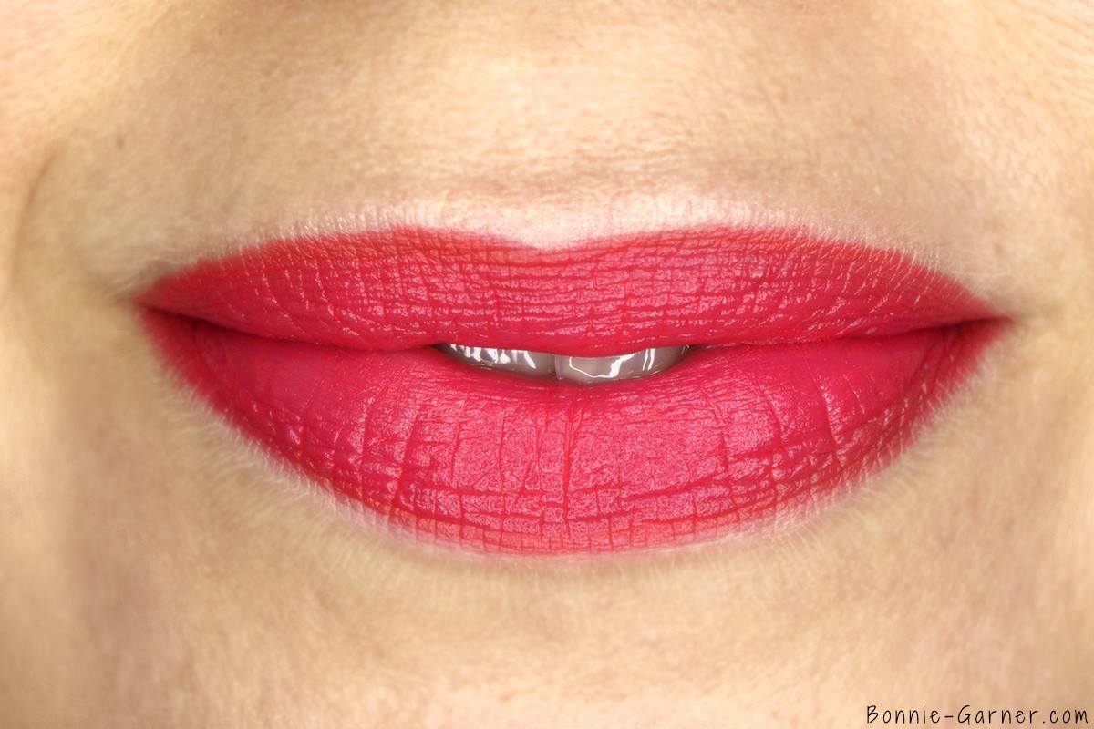 Estée Lauder Pure Color Envy Liquid Lip Potion Naughty Naïve lip swatch