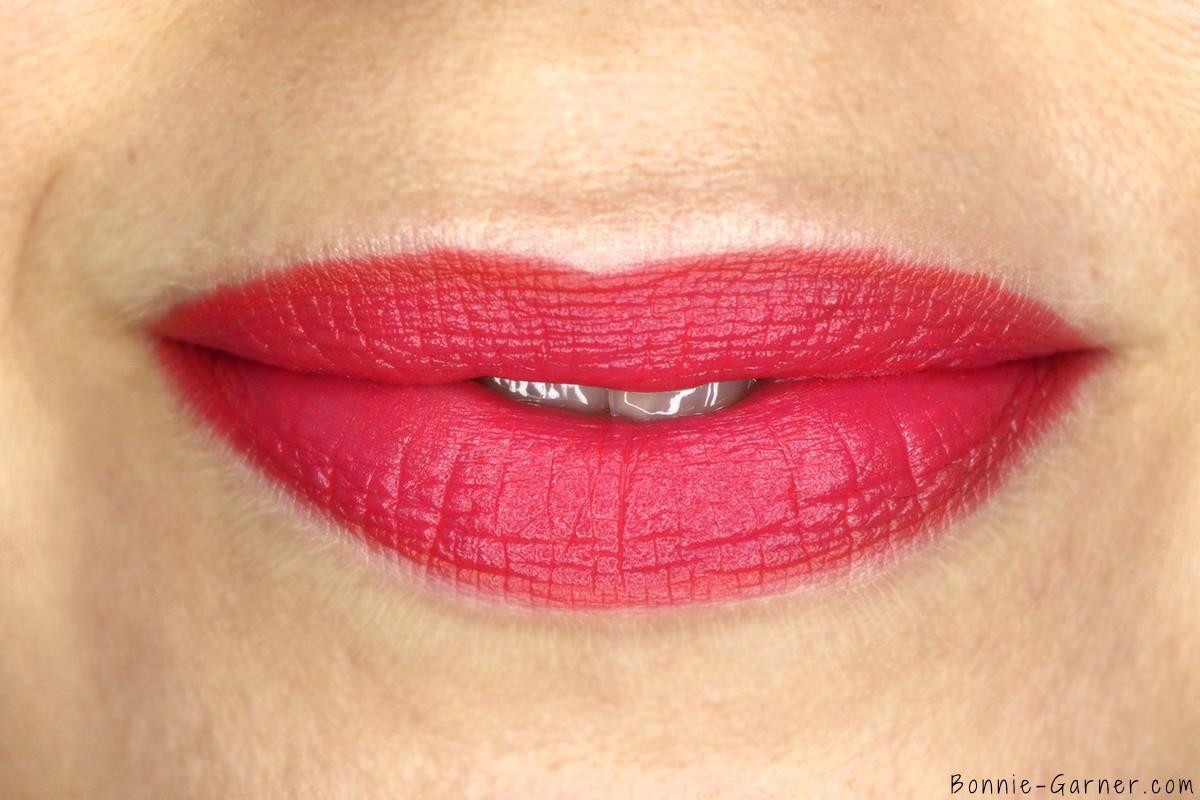 Estée Lauder Pure Color Envy Liquid Lip Potion Naughty Naïve lip swatch