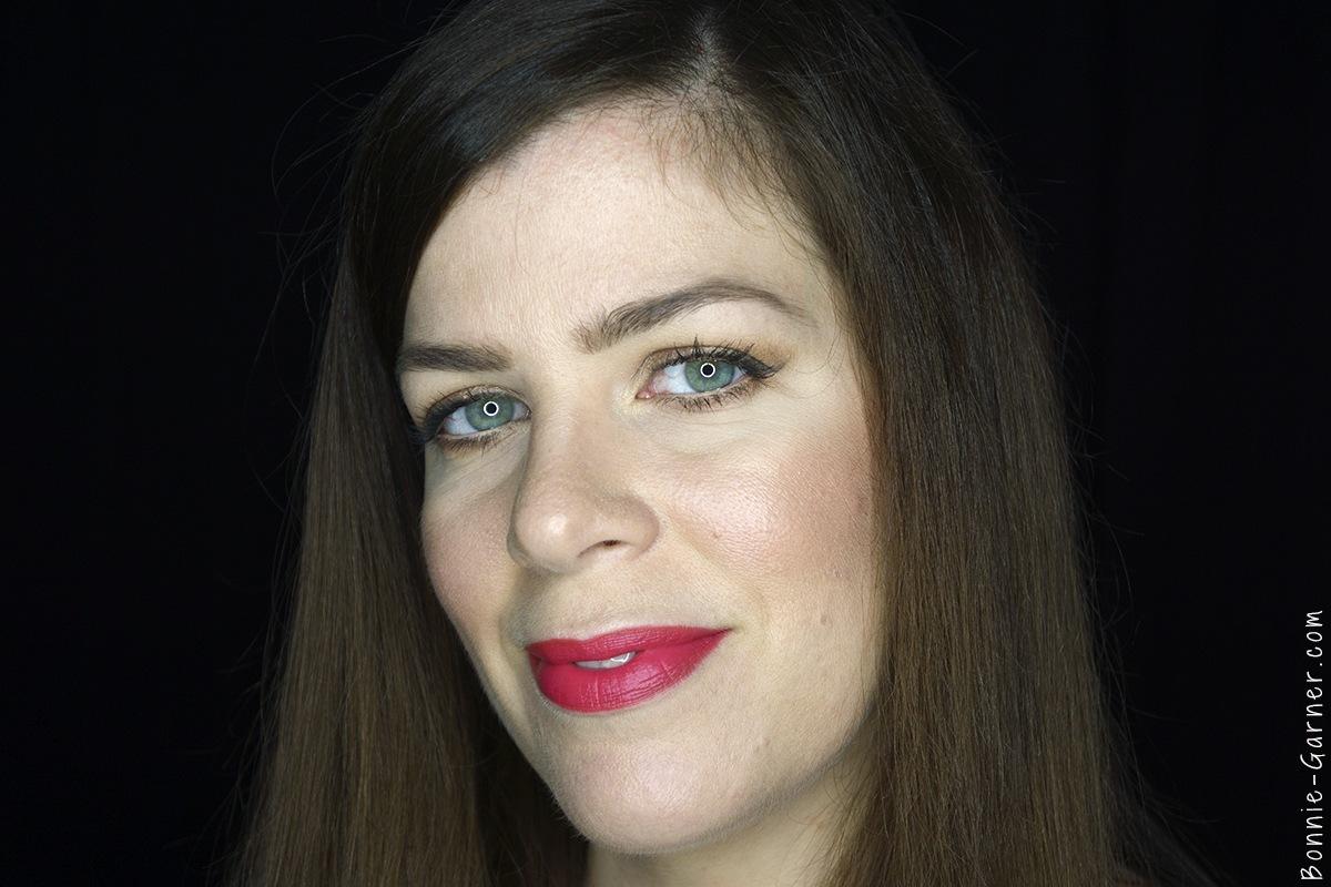 Estée Lauder Pure Color Envy Liquid Lip Potion Naughty Naïve makeup look
