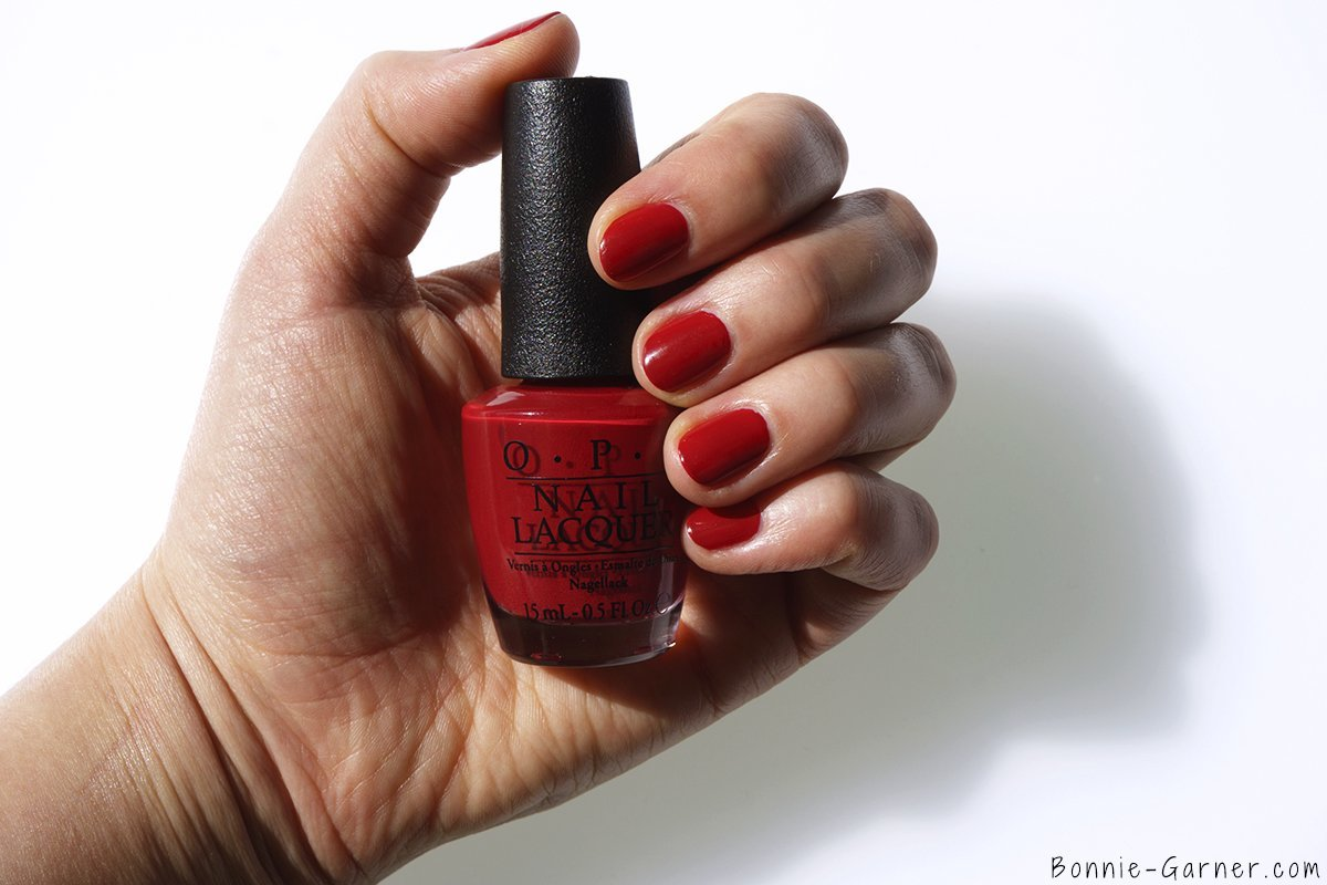 OPI Venice collection Amore at the grand canal