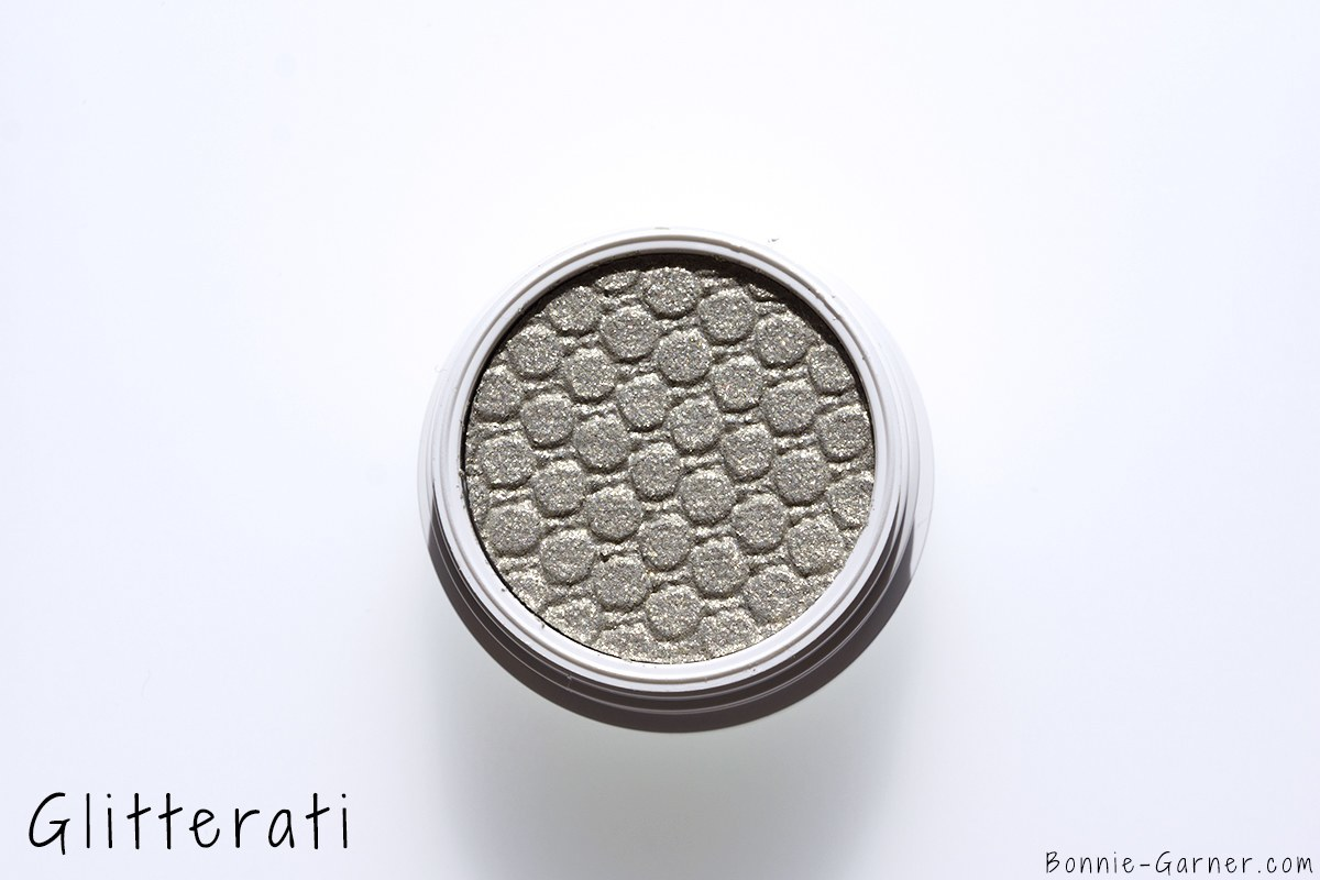 ColourPop Holiday 2015 collection Super Shock Shadows Glitterati