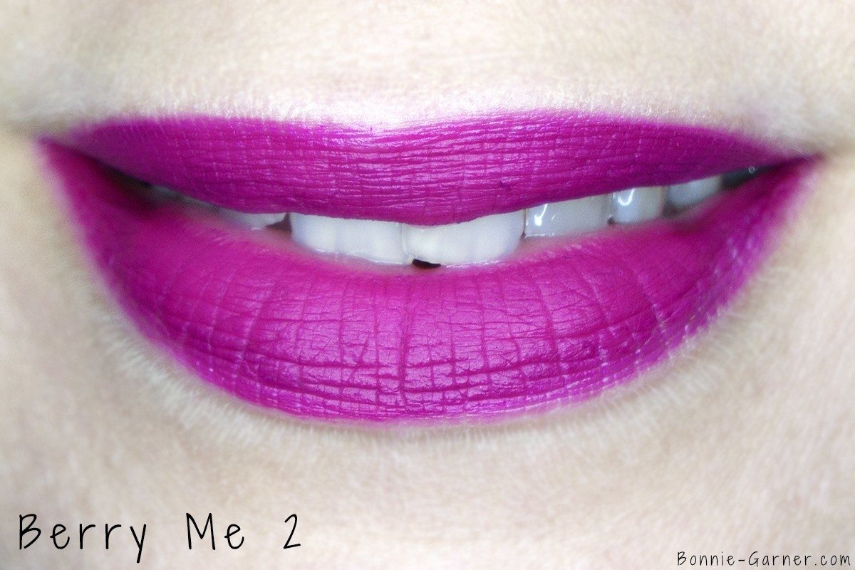 Dose Of Colors matte liquid lipstick Berry Me 2