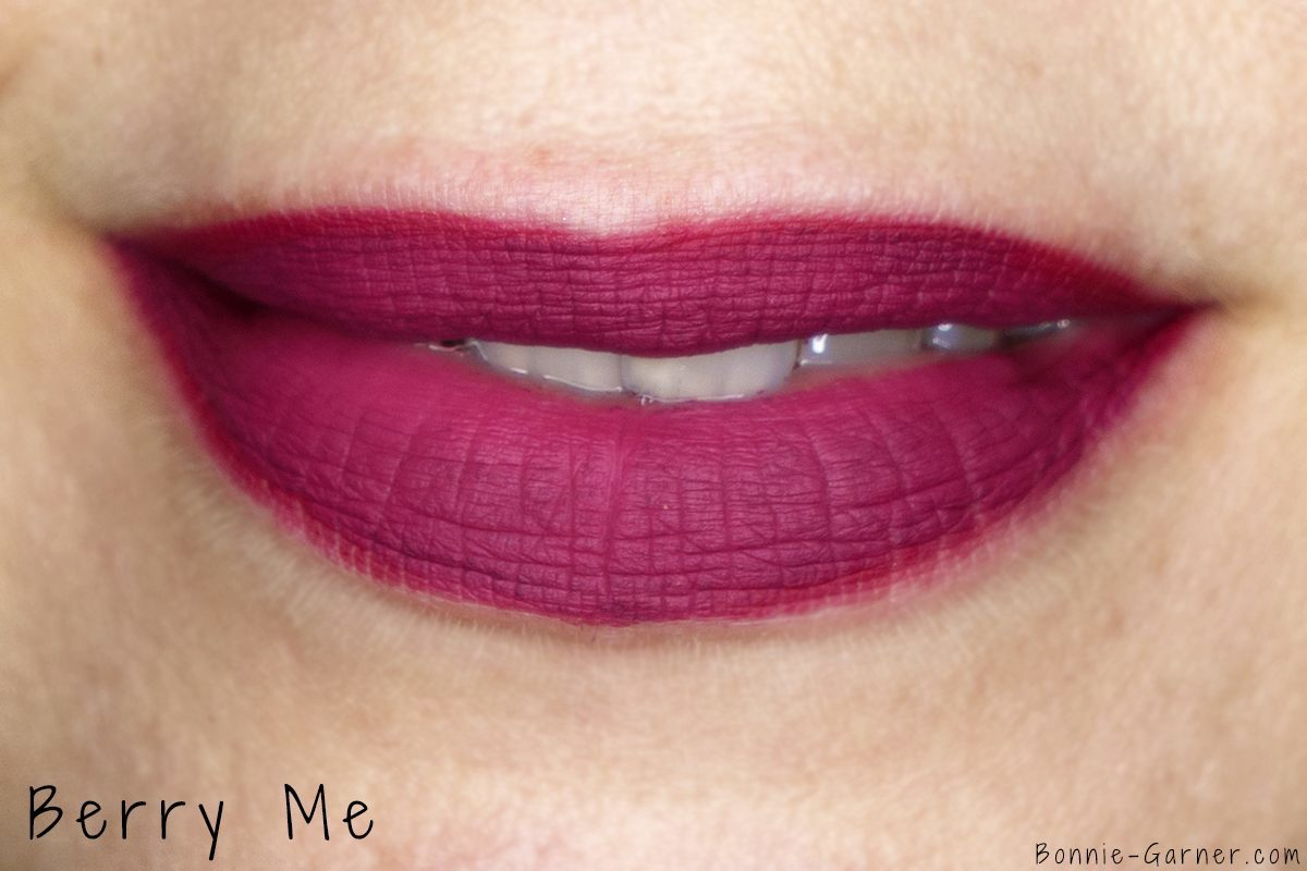 Dose Of Colors matte liquid lipstick Berry Me