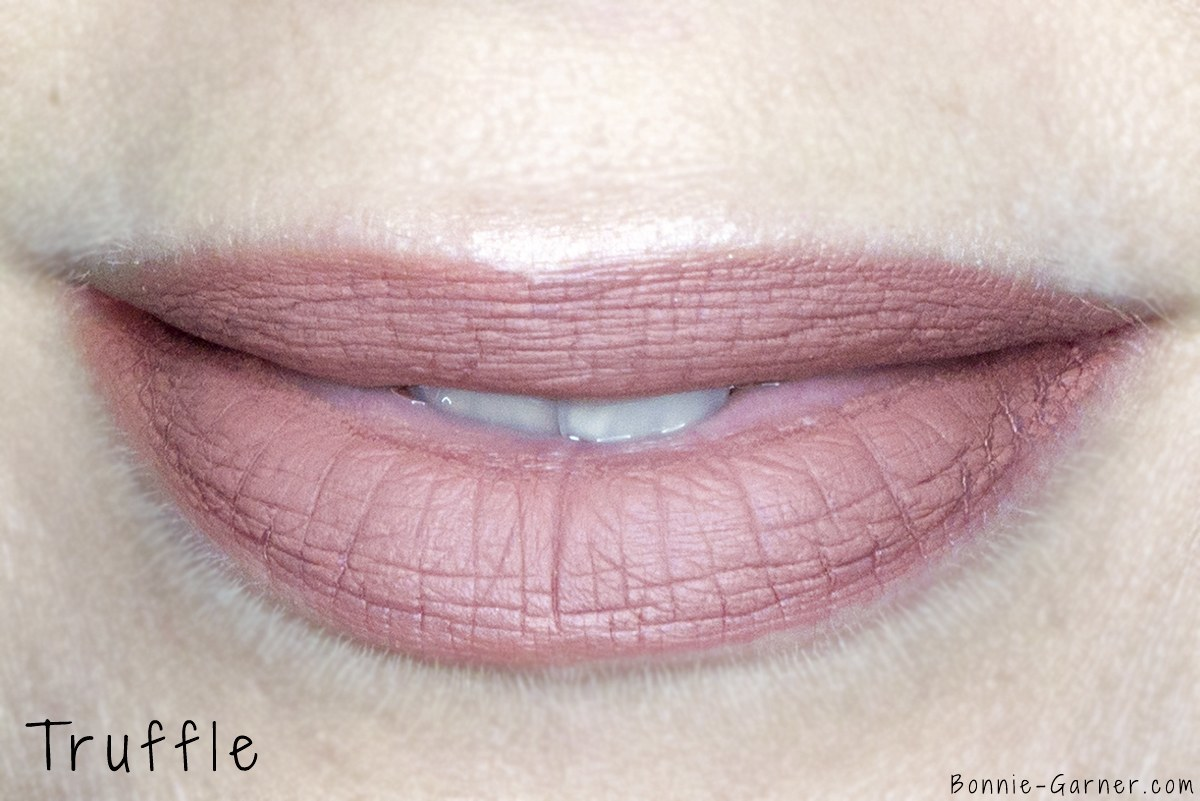 Dose Of Colors matte liquid lipstick Truffle