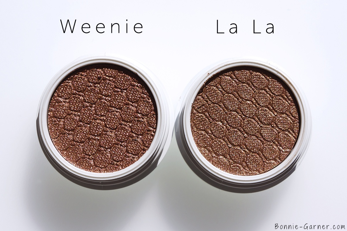 ColourPop X KathleenLights Where The Night Is: Weenie VS La La Super Shock Shadows
