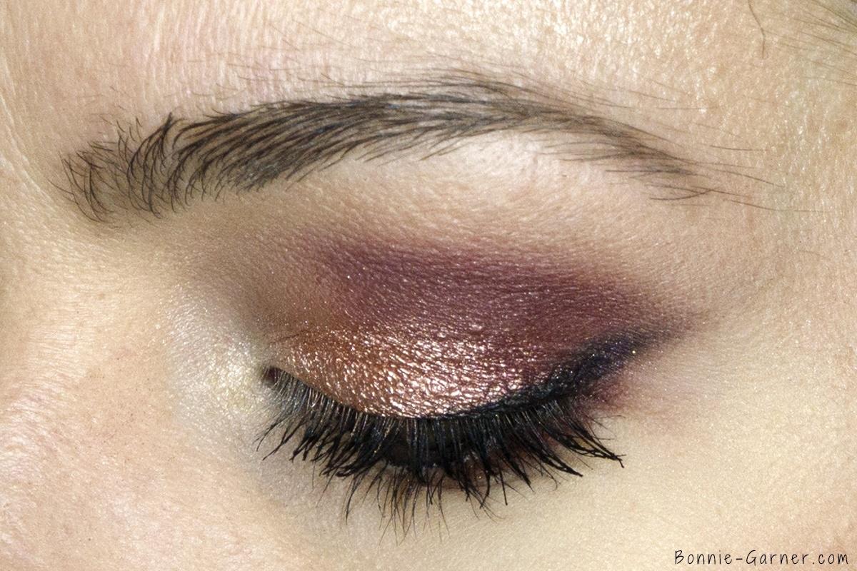 ColourPop X KathleenLights Where The Night Is: Weenie, Porter Super Shock Shadows makeup look