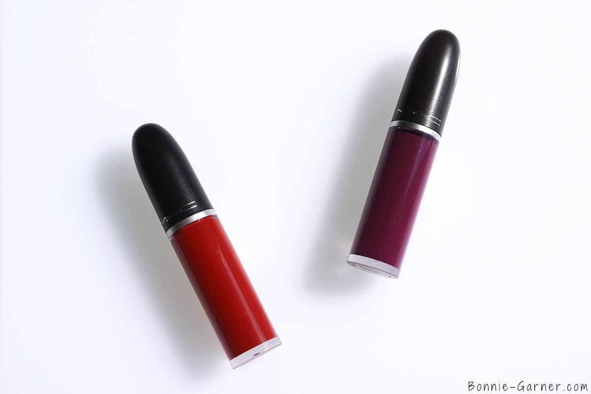 MAC Retro Matte Liquid Lipstick Feels So Grand, Oh Lady