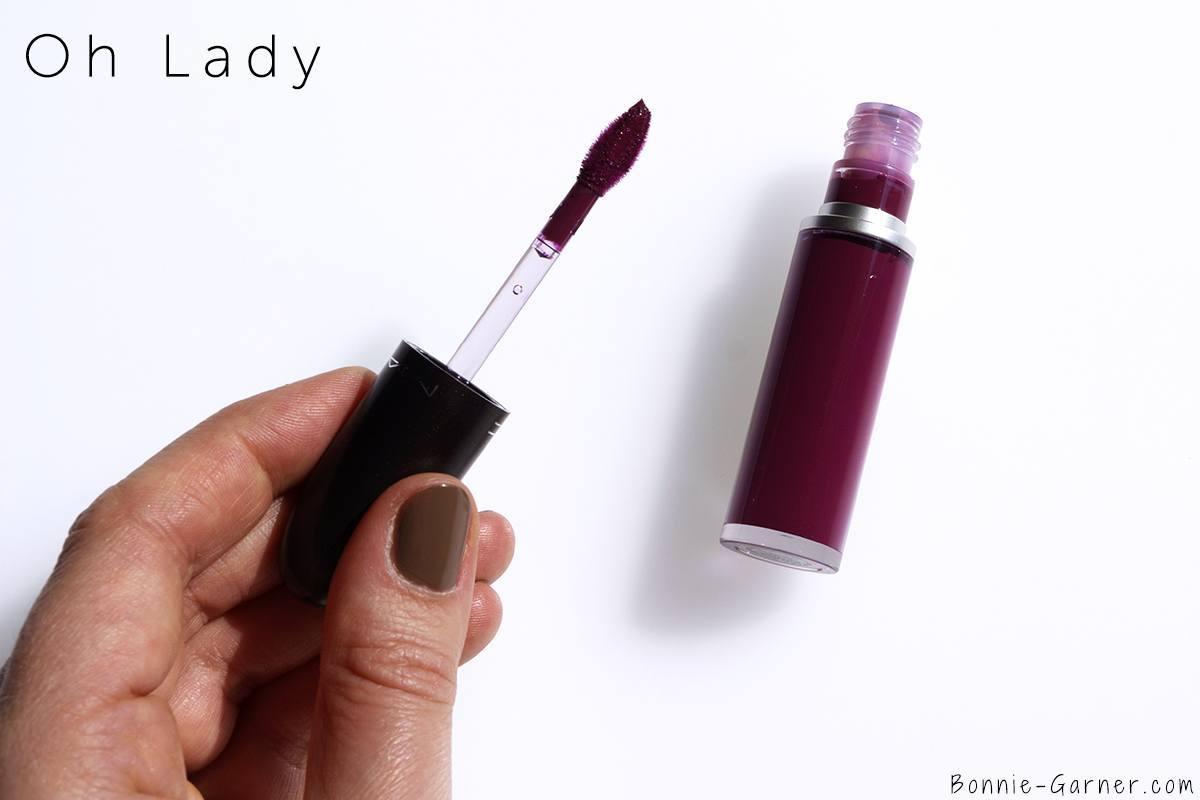 MAC Retro Matte Liquid Lipstick Oh Lady