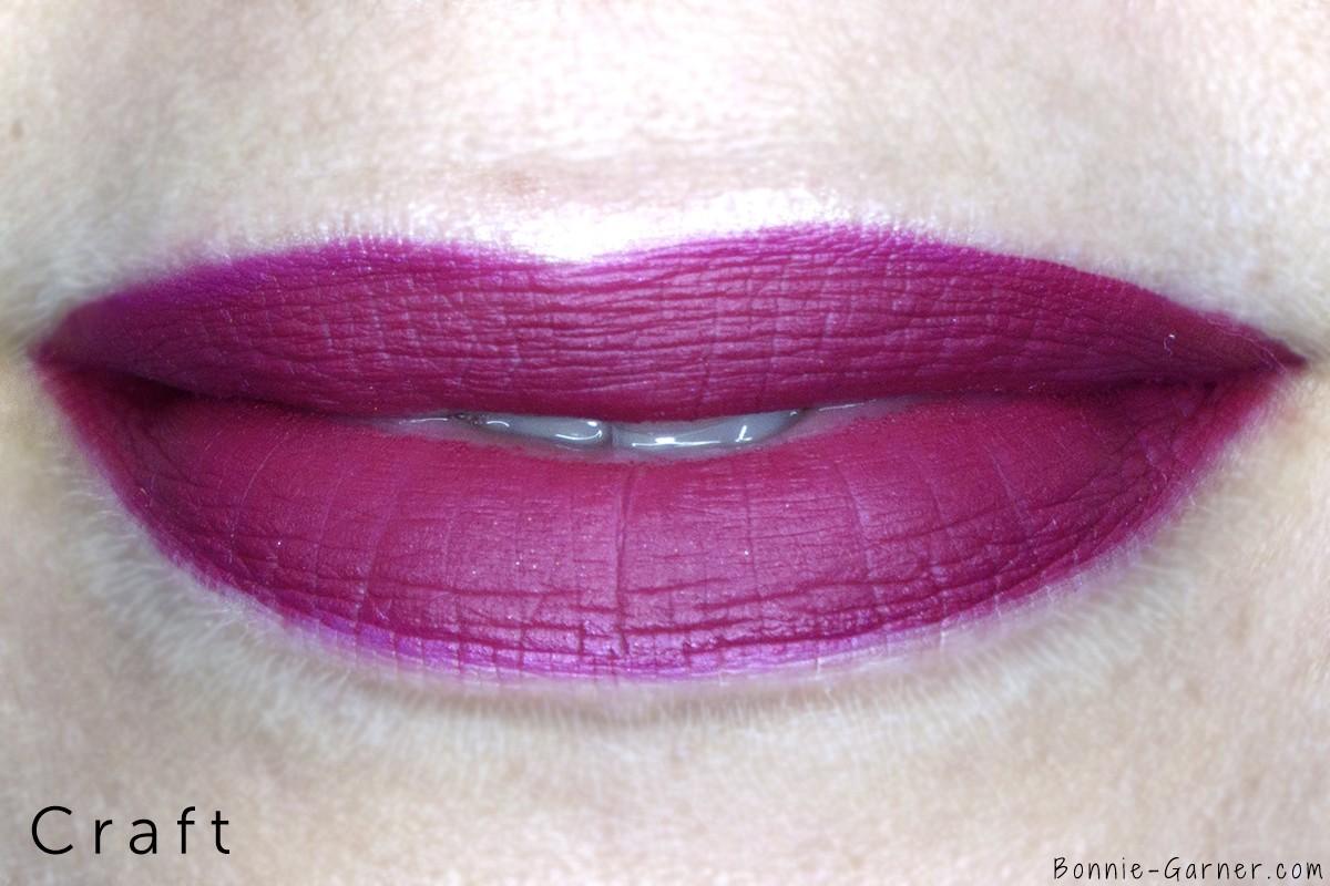 Anastasia Beverly Hills Liquid Lipstick Craft